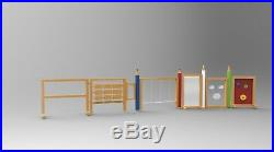 Play Wall, Playground, Commercial, Kids Play Equipment, Sensory, Climbing Frames