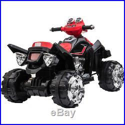 RIP-X Kids Ride On Quad Bike Pro Raptor Style 12v Electric Battery Toy ATV Car