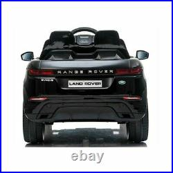 Range Rover Evoque Licensed Kids Ride On Electric Remote Control Car