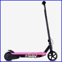 Renegade Neon 12V 80W Kids Electric Rechargeable Scooter Pink