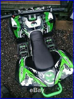 Renegade Race-X 48V 1000W Rechargeable Electric Quad Bike fast battery kids