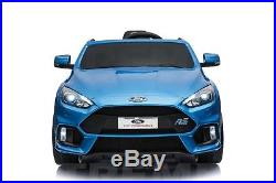 Ride On Ford Focus RS Xtreme Kids Big Luxury 12V Car + 2.4G REMOTE 2018 MODEL