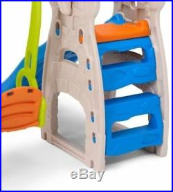 Scramble N Slide Activity Play Centre For Children Kids Outdoor Creative Play