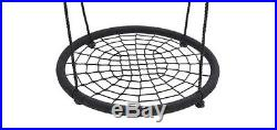 Spider Web Swing 100 cm BLACK Nest Kids Special Needs Cubby House Play Equipment