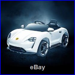 Sports Racing Kids Ride On Car 12V Battery Electric Ride On Parental Remote MP3