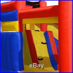 Super Slide Bounce House Inflatable Kids Jumper with Blower