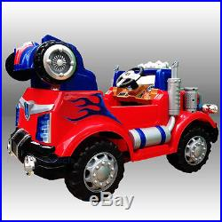 TRUCK KIDS RIDE ON CARS ELECTRIC CHILDRENS 12V BATTERY REMOTE CONTROL TOY CAR
