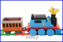 Thomas The Tank Engine & Friends Kids 22 Piece Track 6V Electric Ride On M09219
