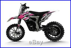 Xtreme Toys XTM 24v Electric Dirt Bike Childs Kids Ride on Motorbike 2018 PINK